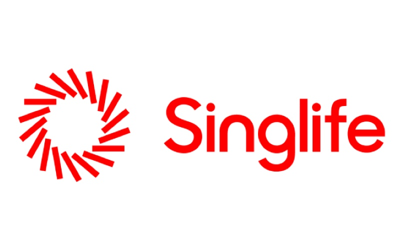 JIN Design client logo - Singlife