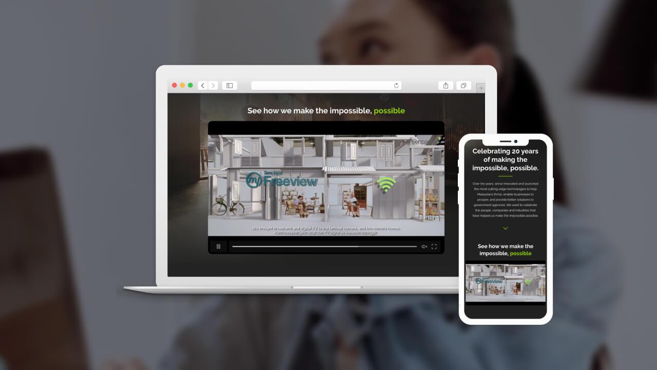 Jin Design Portfolio Green Packet Thumbnail